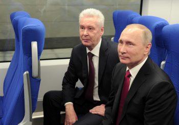IZBORI U RUSIJI Putinov čovjek Sergej Sobjanin ostaje gradonačelnik Moskve