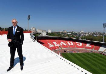 TERZIĆ: Moramo srušiti Marakanu i napraviti novi stadion, Zvezda nema drugi izbor
