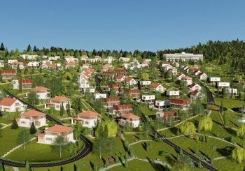 PANORAMA HILLS Od 2019. niče novo naselje za bogate Arape pored Sarajeva VIDEO