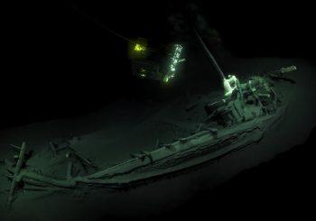 CRNO MORE Pronađen najstariji potonuli brod na svijetu, izgradili ga antički Grci VIDEO