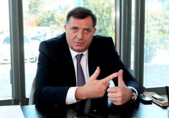 DODIK Već od sutra krećem sa smjenama svih dosadašnjih predstavnika Srba u zajedničkim institucijama