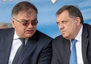 KOMUNIKACIJA Dodik pozvao Ivanića i Govedaricu na kafu i razgovor, lider SDS-a oštro odbio