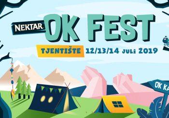 NEKTAR OK FEST 2019 Najbolja OK zabava očekuje vas 12/13/14 jula 2019 na Tjentištu
