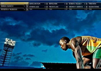 Sportska aplikacija na vašem m:tel TV-u