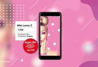 SJAJNA PONUDA NA WEB-SHOP-u Sto razloga za izbor Wiko View Max ili Wiko Lenny 5 telefona