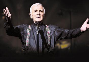 ODLAZAK LEGENDE Preminuo Šarl Aznavur, proslavljeni francuski šansonjer
