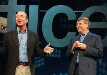 NAKON 24 GODINE Džef Bezos pretekao Bila Gejtsa na vrhu Forbsove liste bogataša