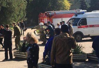TERORIZAM U eksploziji na Krimu 18 mrtvih i više od 50 povrijeđenih VIDEO