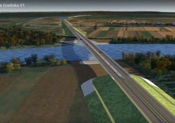 JOŠ SAMO DA NAĐU PARE Hrvatska raspisala tender za most na Savi kod Gradiške