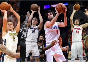NBA: U narednoj sezoni nastupa 67 košarkaša iz Evrope, 17 sa prostora bivše SFRJ