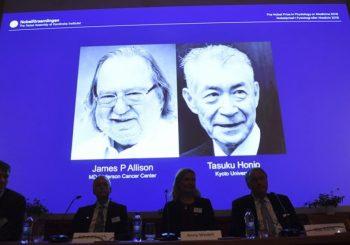 NAPREDAK U LIJEČENJU RAKA Nobel za medicinu naučnicima iz SAD i Japana