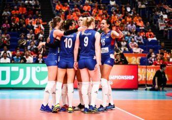 PALA I HOLANDIJA Srbija u finalu SP