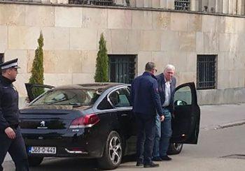SASTANAK Pavić sa Dodikom, bez izjava nakon razgovora na zahtjev lidera DNS-a