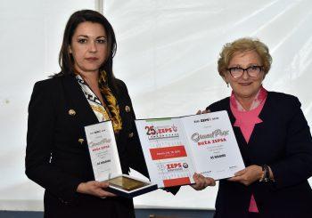 """Najveće priznanje, """"Ruža ZEPS-a"""", pripala AS Holdingu"""