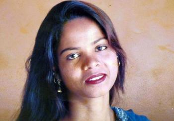 SLUČAJ ASJE BIBI Hrišćanka iz Pakistana osuđena na smrt, pa oslobođena, sada na bezbjednoj lokaciji