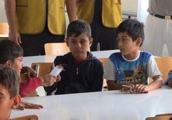 OČEKUJU MEĐUNARODNU POMOĆ U FINANSIRANJU Djeca migranata će ipak pohađati nastavu