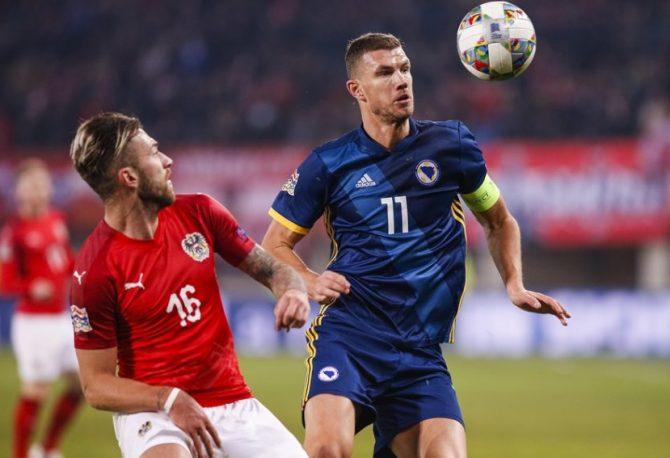 LIGA NACIJA: BiH i Austrija bez golova, Hrvatska pobijedila Španiju pogotkom u finišu