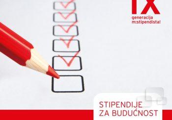 Stipendije m:tel-a, šansa za studente