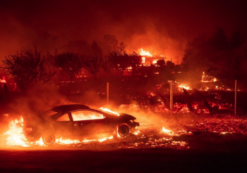 NAREĐENA EVAKUACIJA Sjever Kalifornije u plamenu
