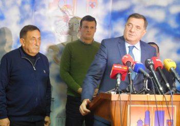 ISTOČNA ILIDŽA Lider SNSD-a sastao se sa Bjelicom, Babaljem i Božovićem