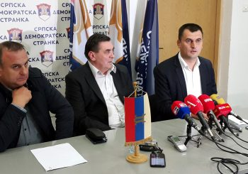 DOBOJSKI ODBOR SDS-a: Ne priznaju isključenje Obrena Petrovića, traže ostavku Vukote Govedarice