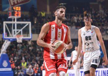 ABA LIGA Zvezdi pripao prvi derbi sa Partizanom u ovoj sezoni