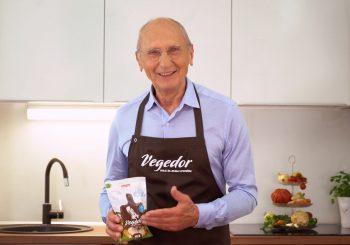 Oliver Mlakar prezentovao novi Vegedor: Više povrća, manje soli!