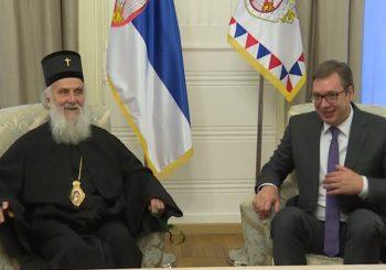 """SPC: Ne podjeli Kosova i """"razgraničenju"""", VUČIĆ: Crkva se na loš način miješa u politiku"""