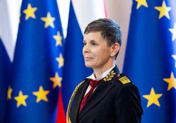 SVJETSKI RARITET Žena na čelu generalštaba slovenačke vojske
