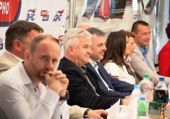 DNS: Na sljedećoj sjednici, Predsjedništvo iz stranke isključuje Borana Bosančića?