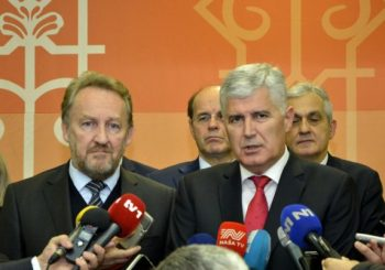 SASTANAK ČOVIĆ - IZETBEGOVIĆ: Mi smo sprega koja garantuje stabilnost države