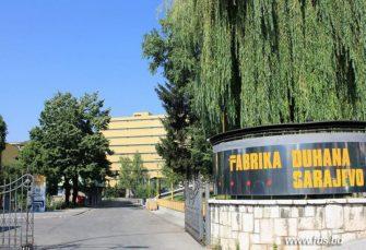 MIJENJAJU DJELATNOST Fabrika duvana Sarajevo će se baviti turizmom i prehrambenom industrijom