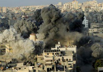 NA IVICI RATA Izrael i Palestinci u Gazi vode najžešće sukobe u posljednjih pet godina VIDEO