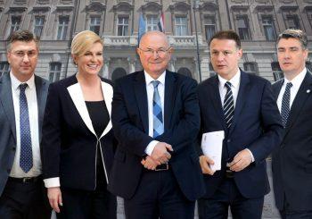 Matrix: Tko vlada Hrvatskom?