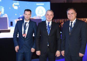 KONTAKTI Ivanić, Borenović i Grmuša na kongresu Evropske narodne partije u Helsinkiju