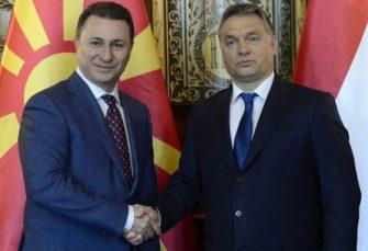 ORBANOVA VLADA POTVRDILA Gruevski zatražio azil u Mađarskoj, razmotrićemo ga