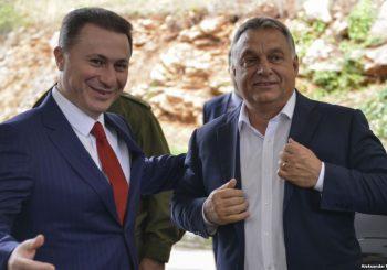 NA (NE)SIGURNOM Gruevskom odboren azil u Mađarskoj, Makedonija traži izručenje