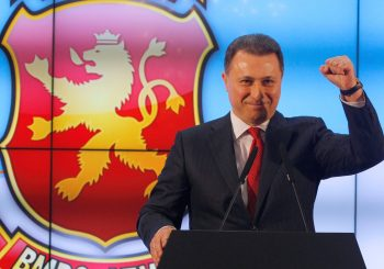 MAKEDONIJA Raspisana potjernica za bivšim premijerom Gruevskim, VMRO poručuje - nije kod nas