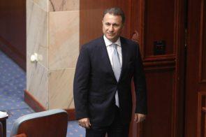 VAŠINGTON SE IZJASNIO Gruevskom je mjesto u makedonskom zatvoru, a ne u Mađarskoj
