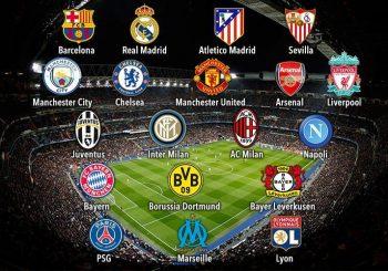 TAJNI SASTANCI: 16 najbogatijih klubova u Evropi mimo UEFA formiraju Superligu