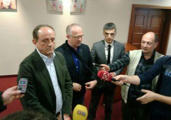 SLOBODNI STRIJELAC Krsto Jandrić jedini u Predsjedništvu NDP-a protiv koalicije sa SNSD-om