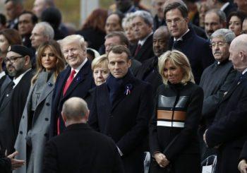 VIJEK OD PRVOG SVJETSKOG RATA U Parizu centralna manifestacija
