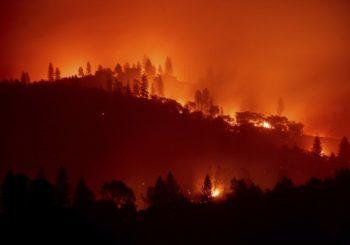 SNIMAK IZ SRCA BUKTINJE Vatra ubila 25 ljudi (VIDEO)