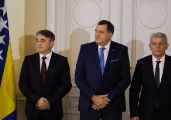 Dodik zakazao sjednicu Predsjedništva BiH, na dnevnom redu smjena ambasadora