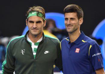 NEPRIKOSNOVEN Đoković savladao Federera, u finalu mastersa u Parizu juri petu titulu u sezoni