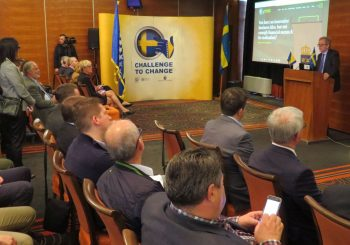 POZIV ZA DODJELU SREDSTAVA Šveđani ulažu tri miliona evra u mala i srednja preduzeća u RS