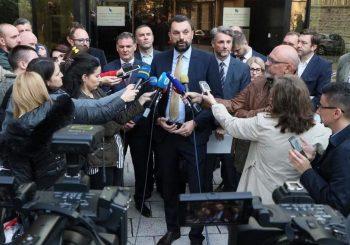 NOVI SASTANAK Danas o formiranju vlasti u Kantonu Sarajevo
