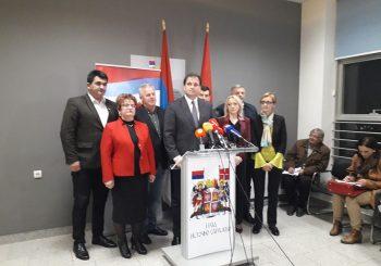 GOVEDARICA NAKON SJEDNICE GO: SDS neće podržati novu vladu RS, raspušten odbor u Doboju
