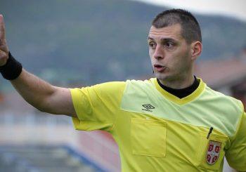 SUDIJA ŠOUMEN Tri tragikomična penala na utakmici Mladost - Spartak VIDEO
