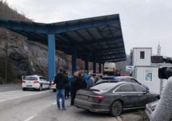 ZAUSTAVILA IH ALBANSKA POLICIJA Košarkaši Partizana spriječeni da odigraju utakmicu na Kosovu